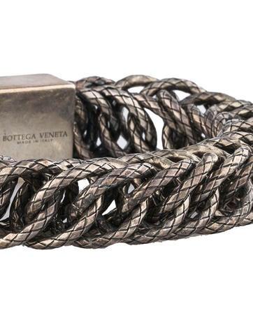 Intrecciato Chain Bracelet
