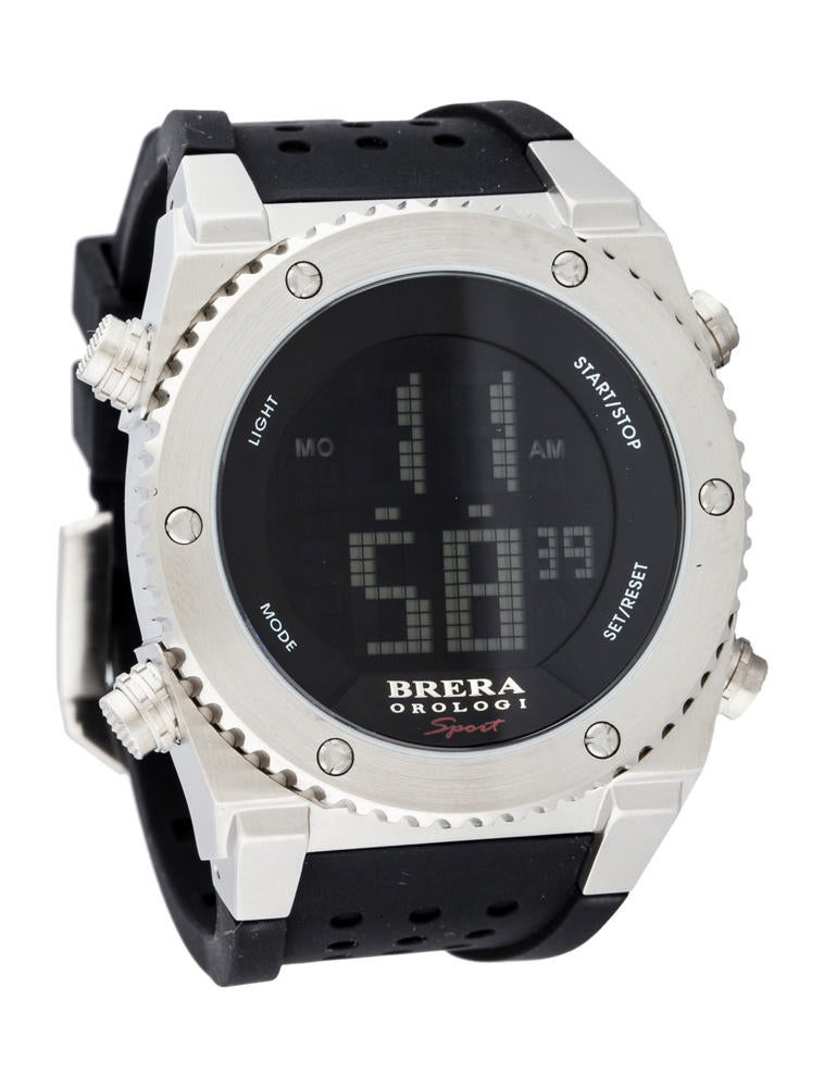 e4eee69fedf Brera Orologi Sport Digital Watch w  Tags - 0BR20001