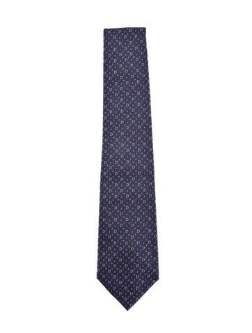 Monogram Necktie