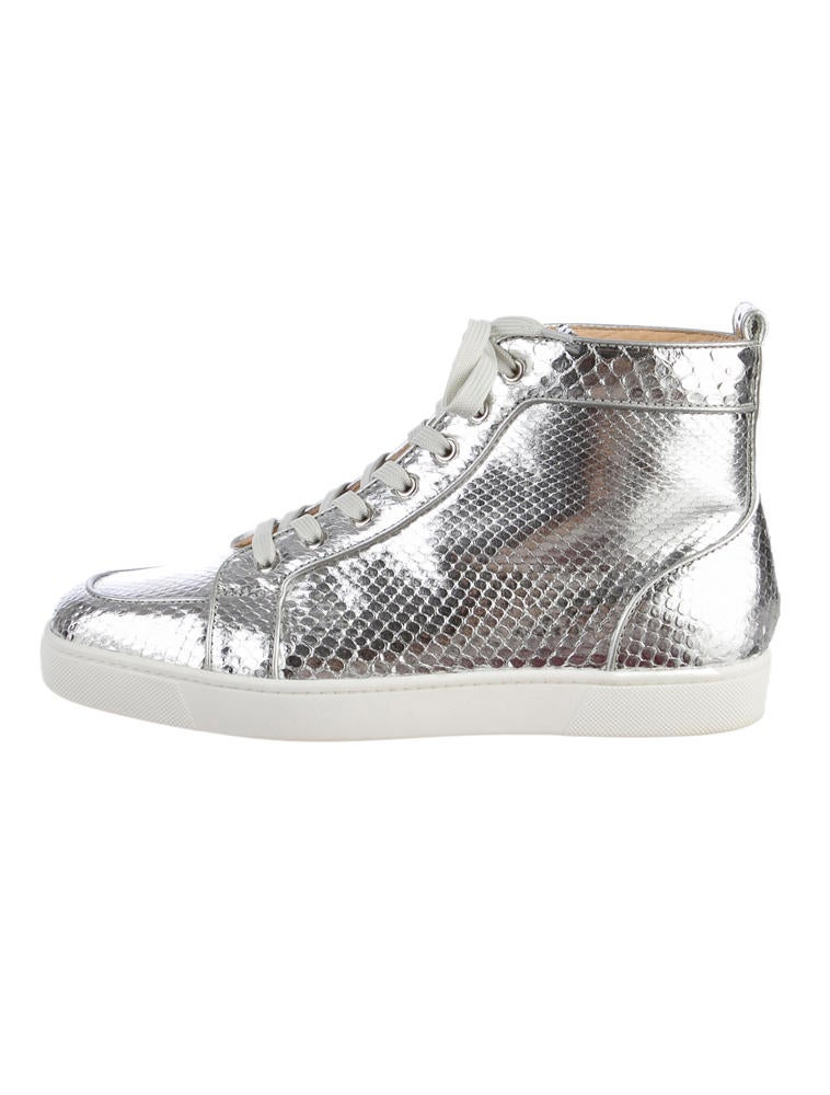Christian Louboutin Rantus Orlando High-Top Sneakers marketable sale online clearance clearance 6w2jA