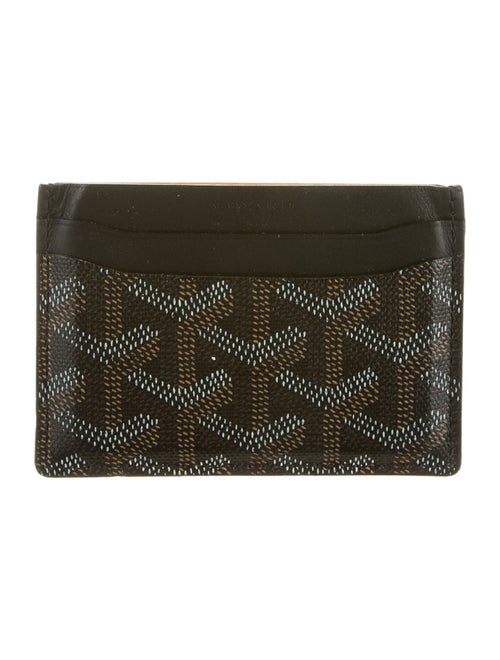 outlet store 64cc9 bf7f8 Goyard Saint Sulpice Card Holder - Accessories - 0GO20010 | The RealReal