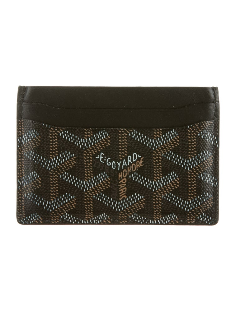 Goyard Saint Sulpice Card Holder Accessories 0GO20010  : 0GO200103enlarged from www.therealreal.com size 758 x 1000 jpeg 82kB