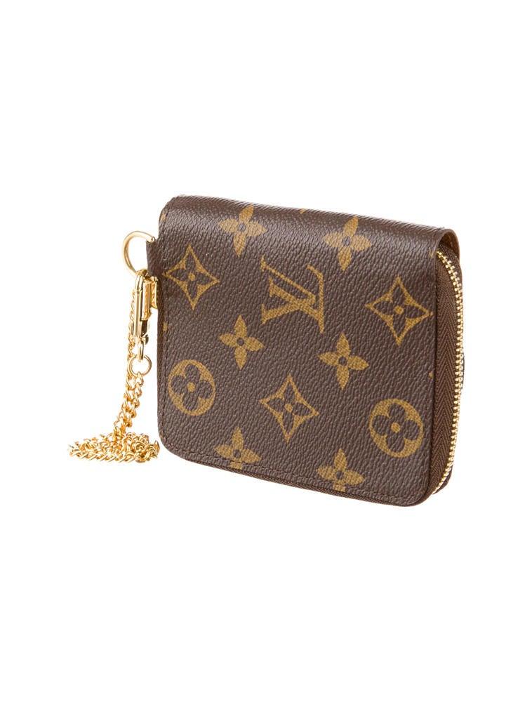 louis vuitton zippy chain wallet accessories 0lv20242