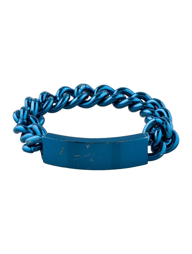 Maison Margiela Martin Id Bracelet Bracelets 0m320171 The Realreal