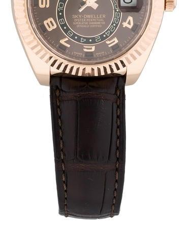 Everose Sky-Dweller 42 Automatic Watch