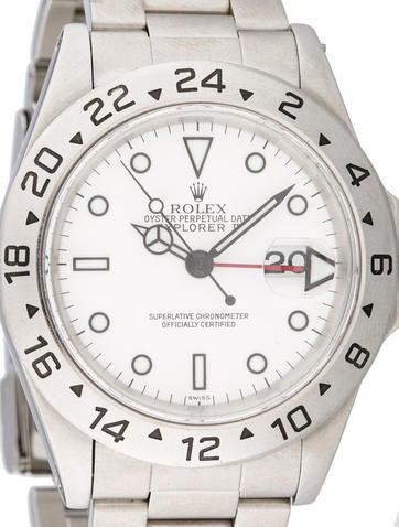 Explorer II Watch 16570