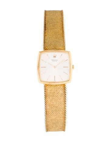 18K Gold Genève Watch