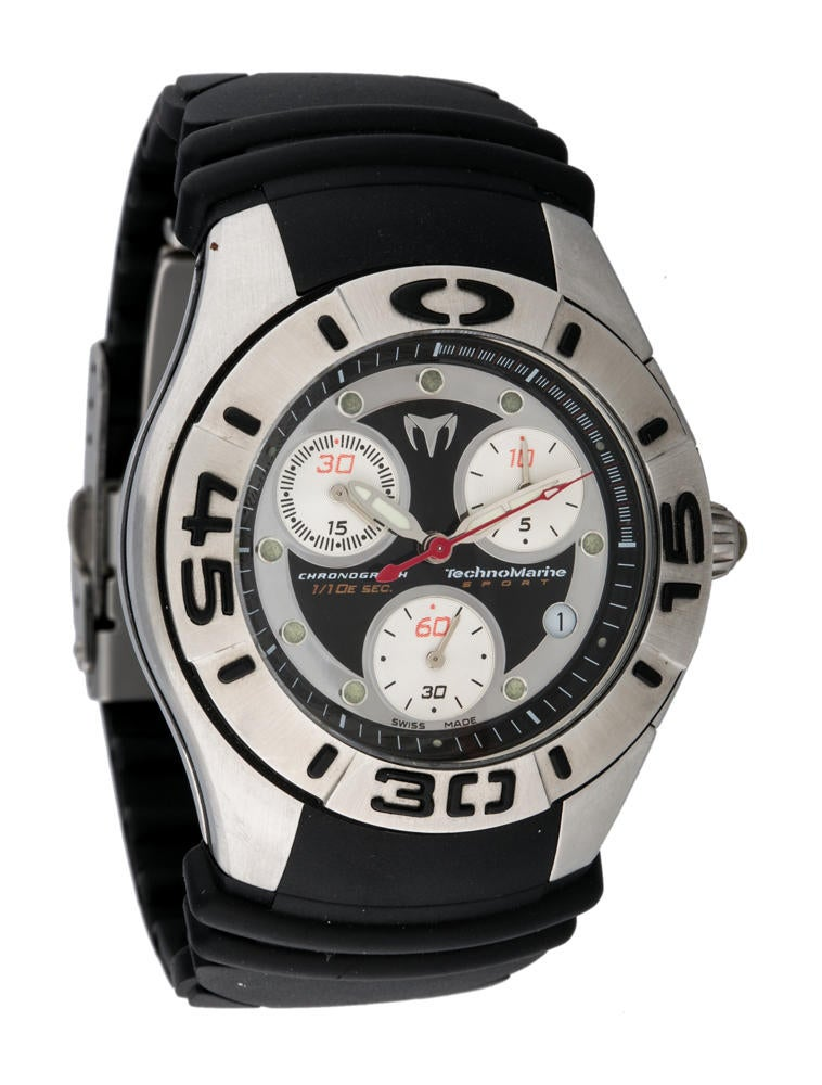 techno marine sport chronograph reef 0tn20026 the