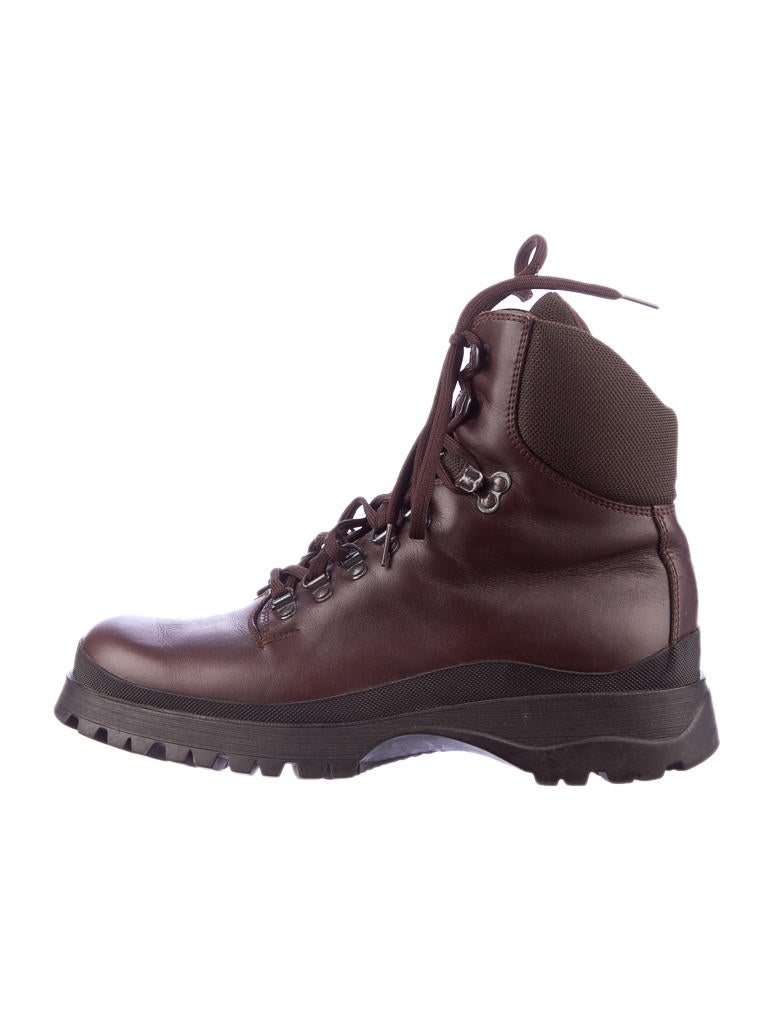 Prada Sport Hiking Boots - Shoes - 0WR10017 | The RealReal
