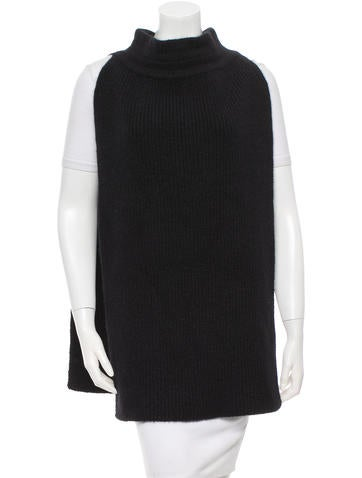 Protagonist Angora Mock Neck Sweater w/ Tags None