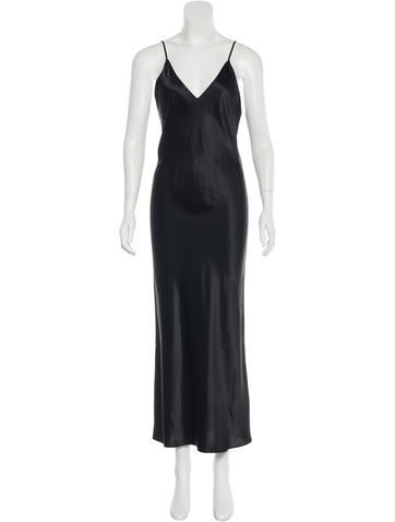 Silk Slip Dress w/ Tags