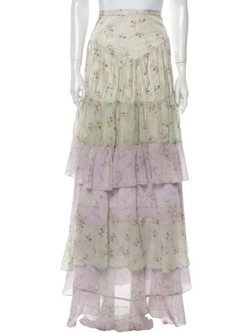 Alejandra Alonso Rojas 2019 Long Skirt w/ Tags Gre