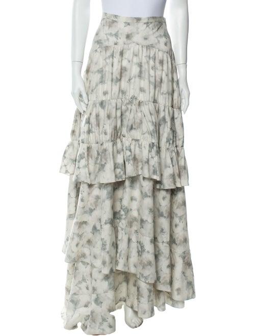 Alejandra Alonso Rojas 2018 Long Skirt w/ Tags Gre