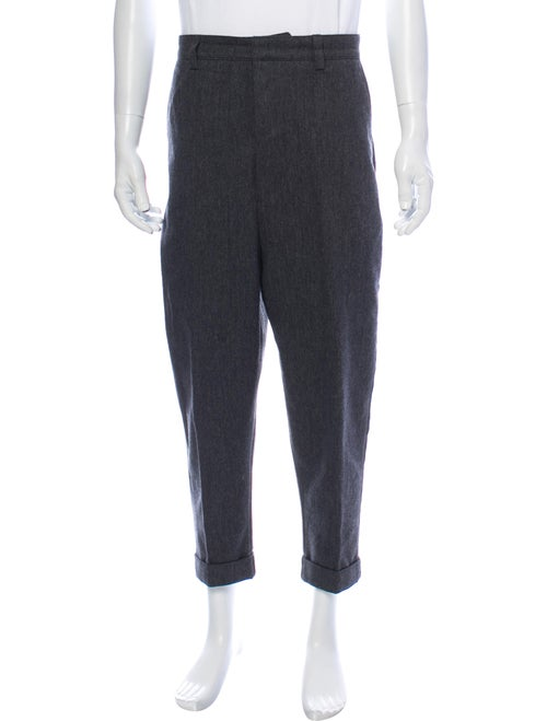 AMI Dress Pants Grey