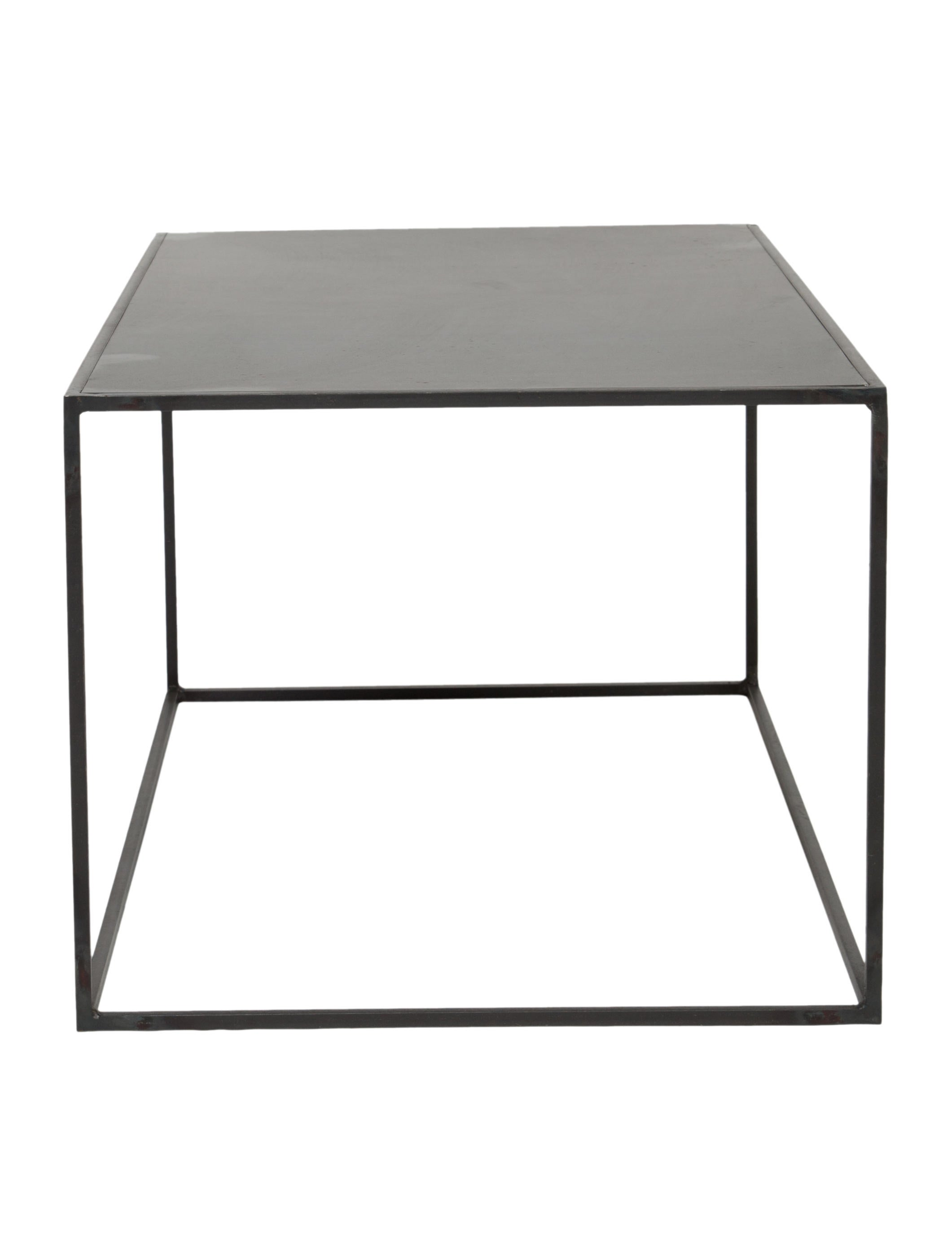 Abc Carpet Home Cube Coffee Table Furniture Abcah20037 The Realreal