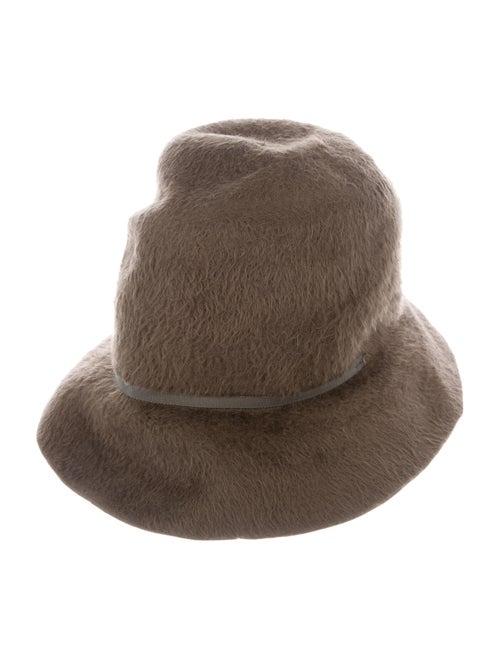 Albertus Swanepoel Fedora Hat brown