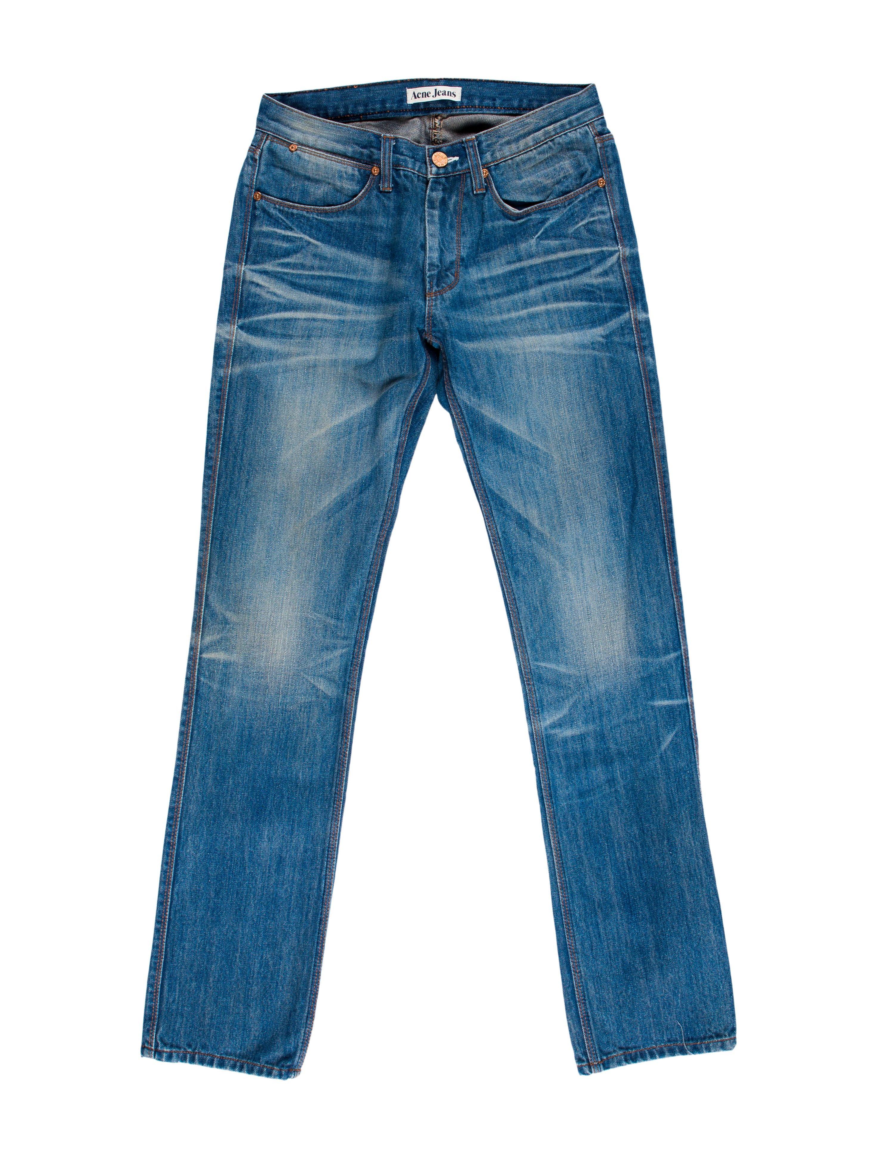 Acne Jeans - Clothing - ACN23225 | The RealReal