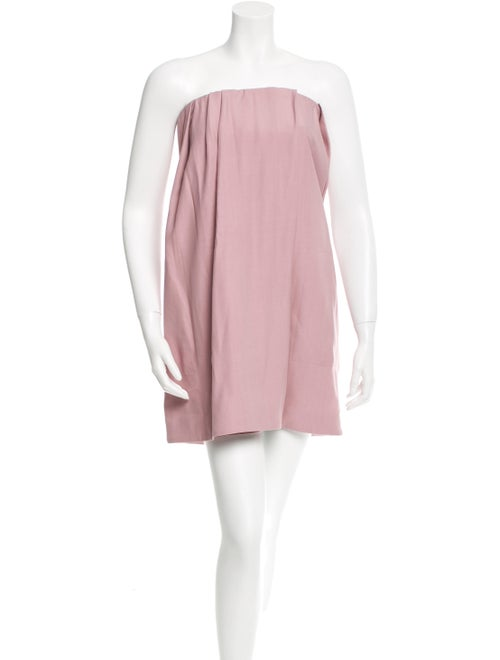 Acne Studios Bahia Knee-Length Skirt w/ Tags pink