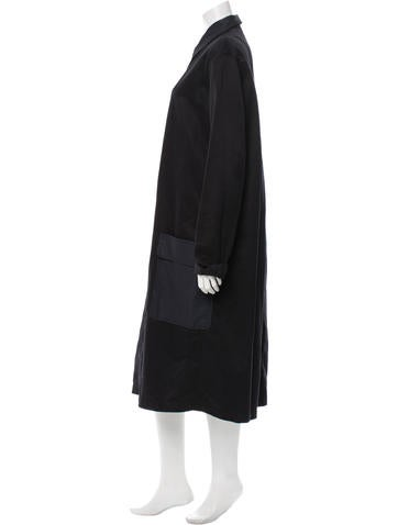 Lightweight Duster Coat