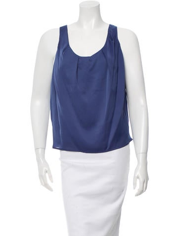 Acne Sleeveless Top None