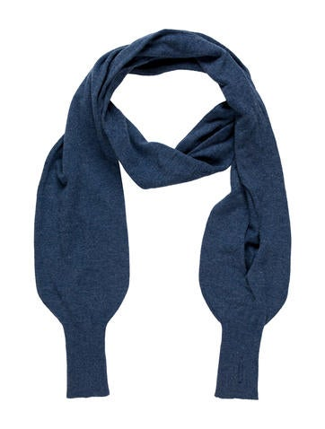 Acne Slit Knit Scarf None