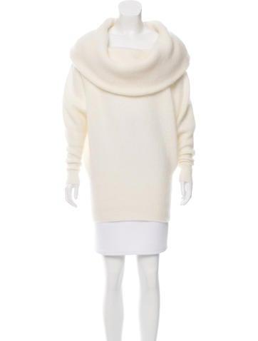 Acne Cowl Neck Sweater None