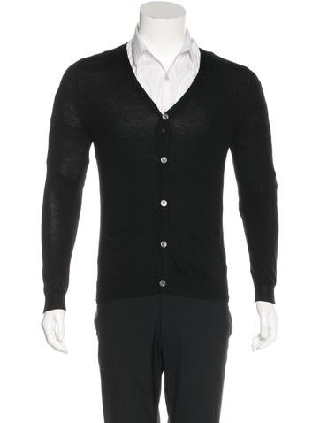 Acne Clissold Wool Cardigan None