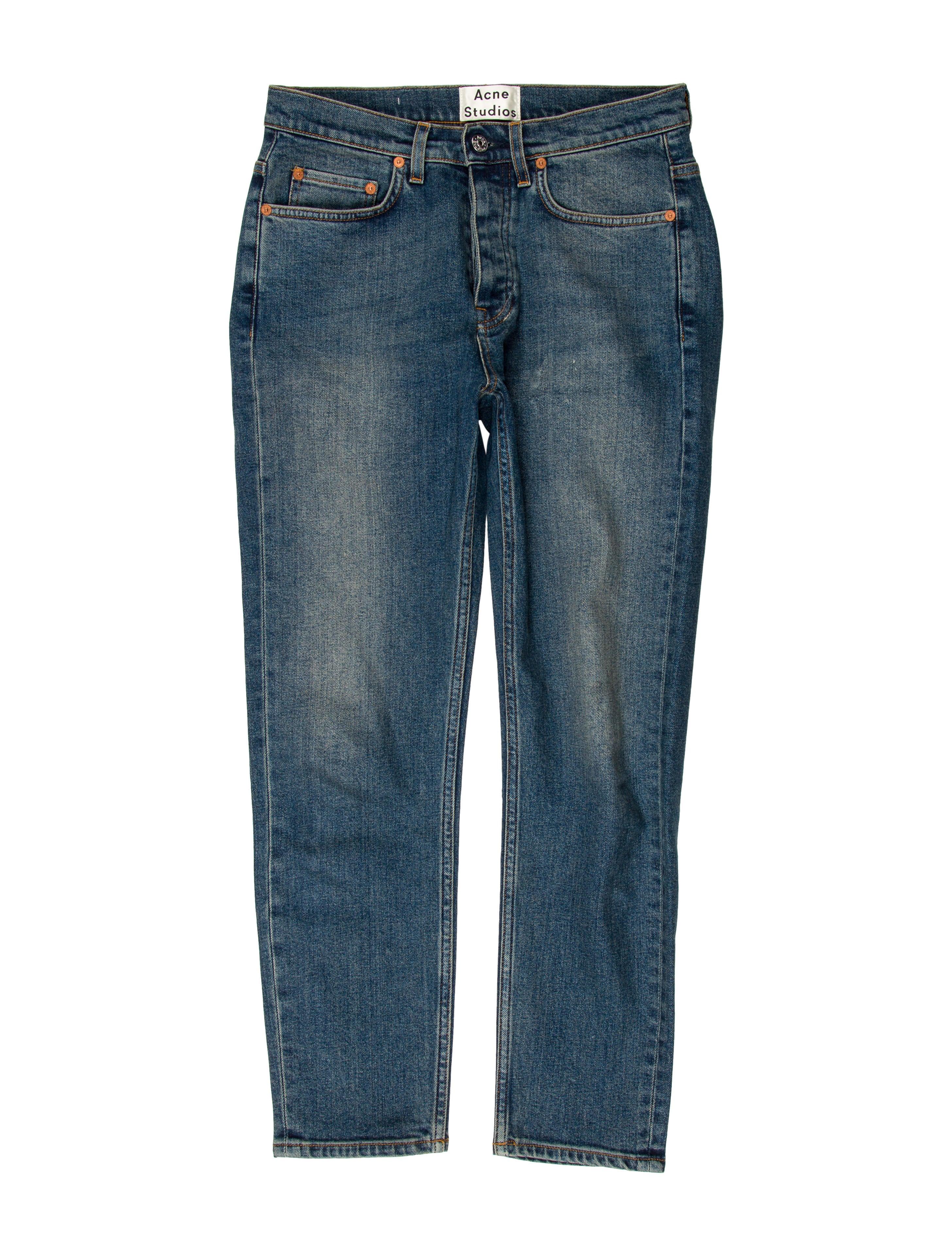 Skinny jeans str 48