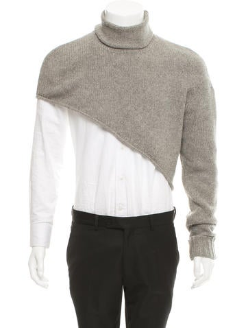 Acne Normandie Mono Wool Sweater None