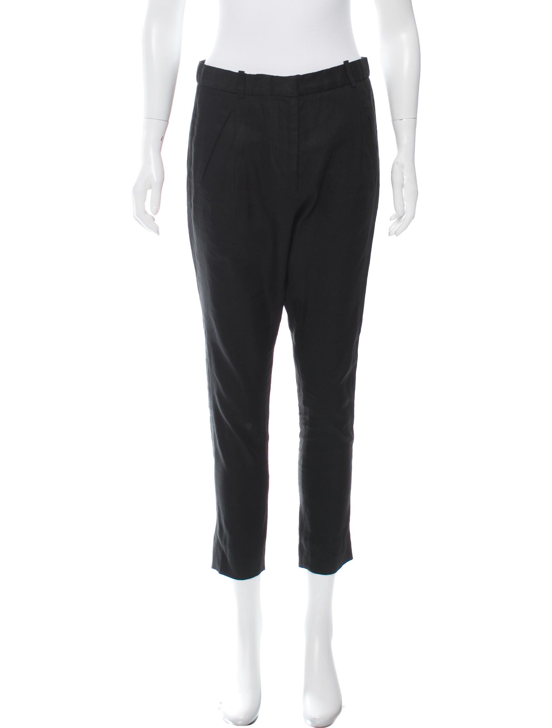 Model Vince Womens Tapered Pleated Dress Pants - Walmart.com