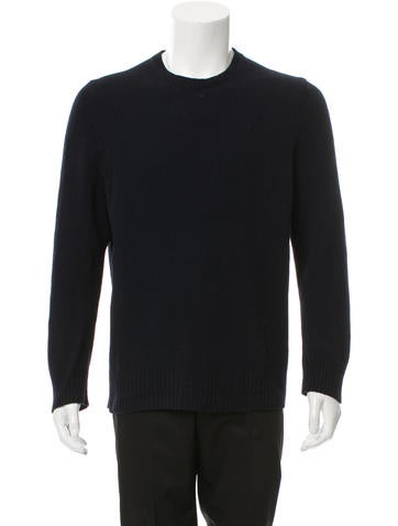 Acne Wool Pullover Sweater None