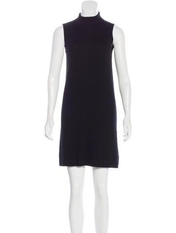 Acne Sleeveless Wool Dress