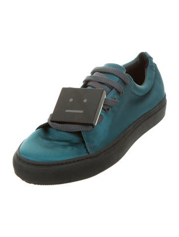 Acne Adriana Platform Sneakers