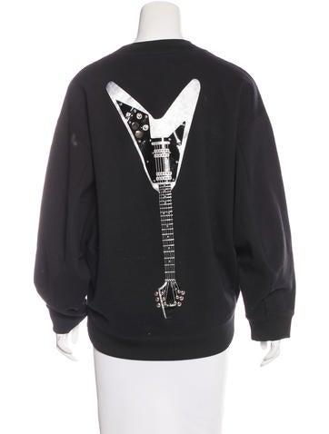 Beta Guitar Oversize Sweatshirt