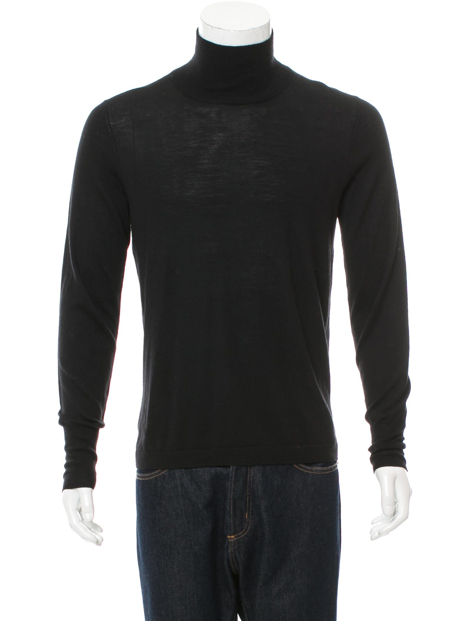 Machine washable Merino wool blend sweaters give warm relaxed fit with temp regulation, moisture management, no-stink properties.