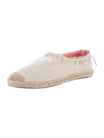 outlet amazing price Acne Studios Drawstring Canvas Espadrilles buy cheap free shipping discount low shipping big sale cheap online ckgJIId4EY