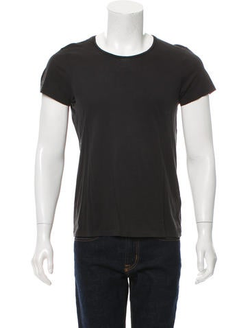 Acne Studios Standard Crew Neck T-Shirt None