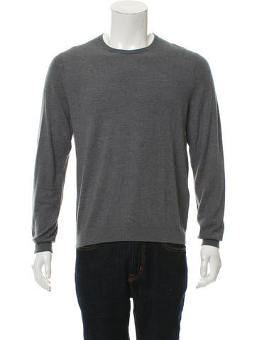 Acne Studios Clissold D Wool Sweater None
