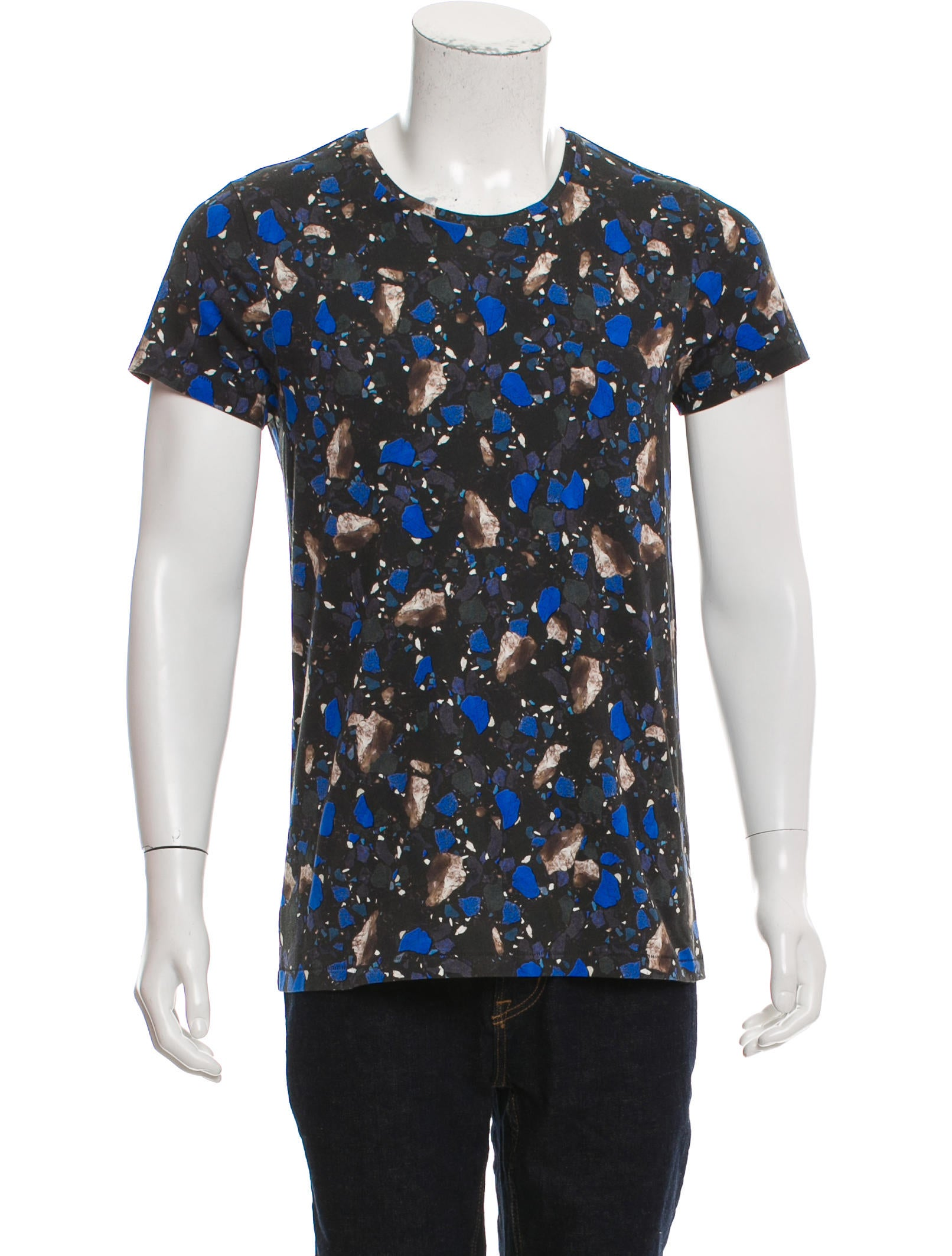 Acne studios graphic print t shirt clothing acn33020 for T shirt graphic printing