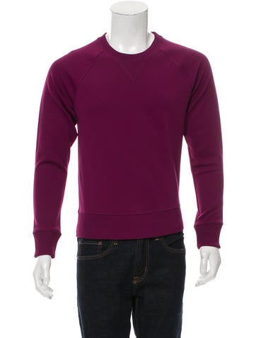 Acne Studios Knit Crew Neck Sweater None