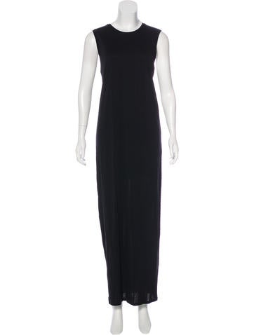 Acne Studios Sleeveless Maxi Dress None