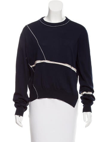 Acne Studios 2016 Anya Patch Sweater None