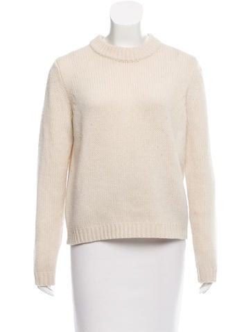 Acne Studios Crew Neck Wool Sweater None
