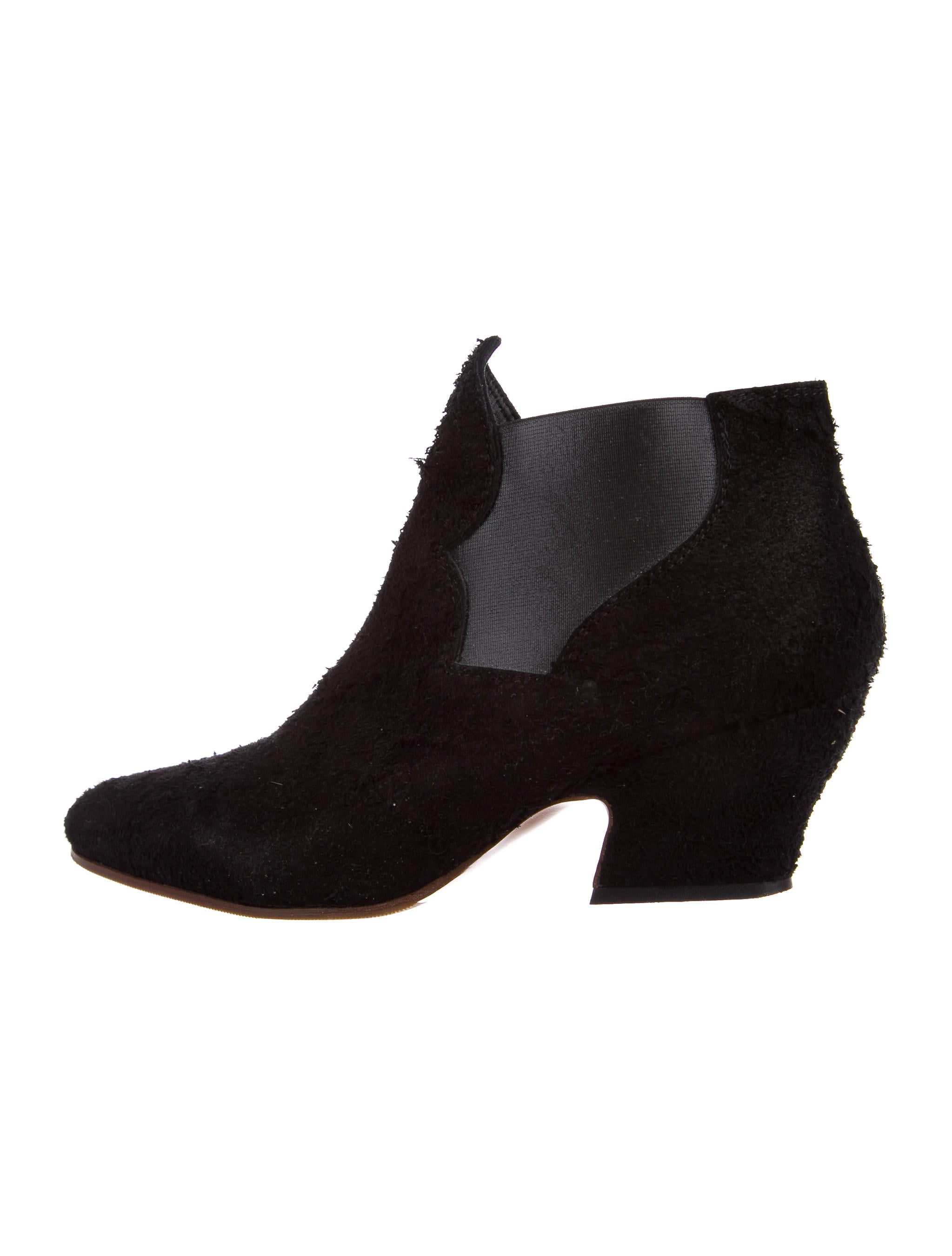 Acne Studios Alma Semi Pointed-Toe Ankle Boots best store to get online outlet 2014 new clearance 2014 newest outlet recommend discount purchase mHI8OqsYYl