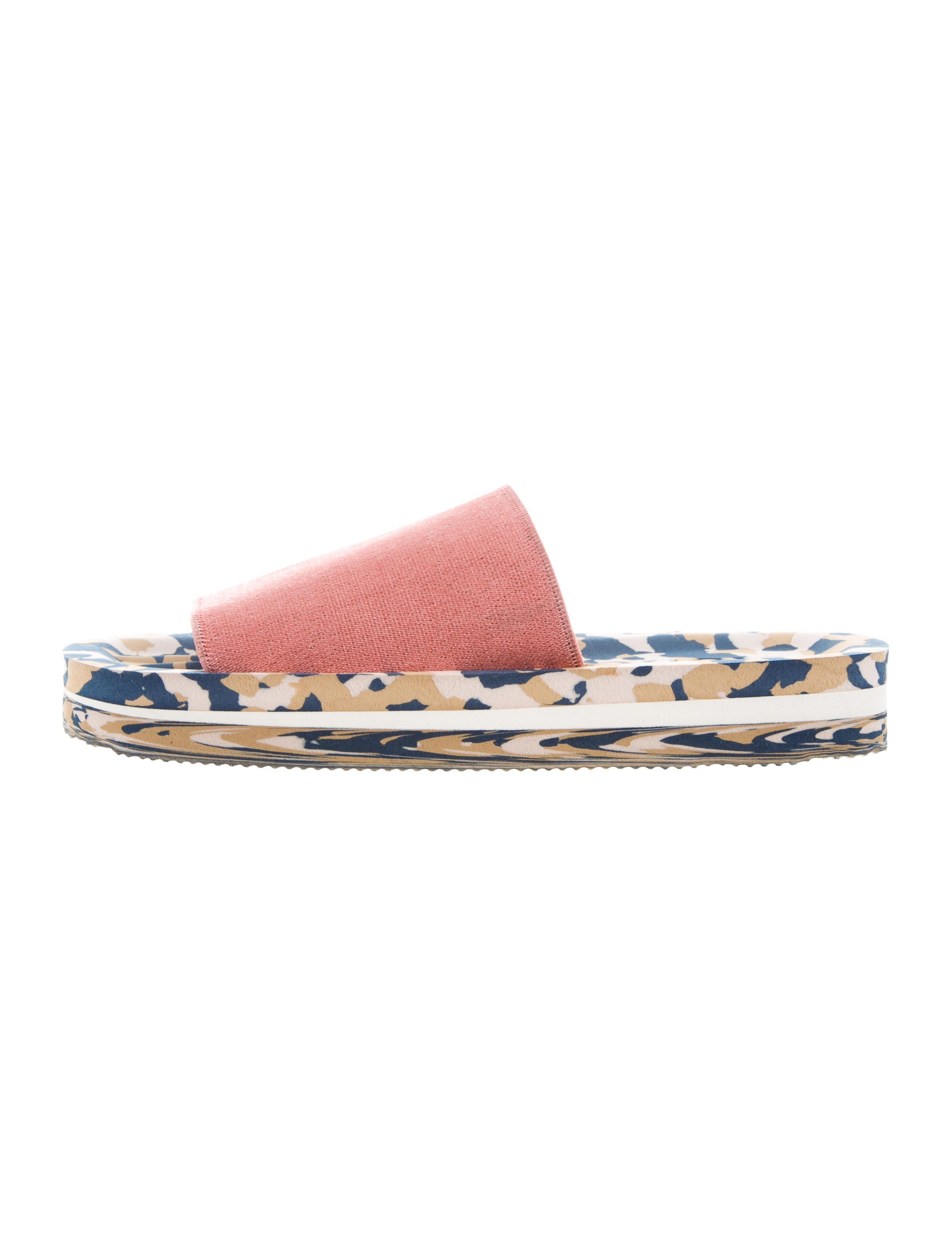 clearance pay with visa discounts Acne Studios Woven Slide Sandals for cheap sale online with mastercard cheap online visa payment cheap online PBMvjhKp