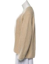 Wool V-Neck Sweater image 2