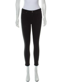 Mid-Rise Skinny Jeans image 1