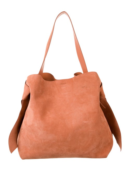 Suede Hobo by Acne Studios