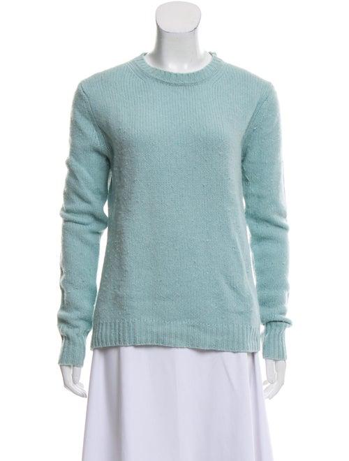 Acne Studios Wool Knit Sweater blue