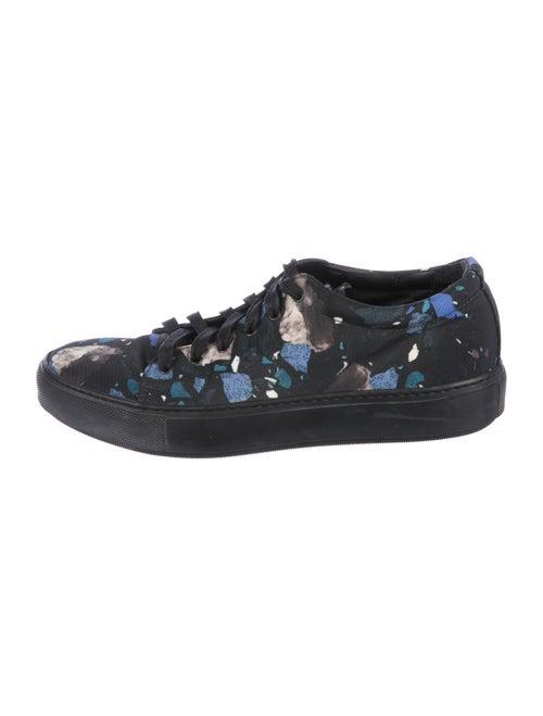 Acne Studios Low-Top Sneaker Black